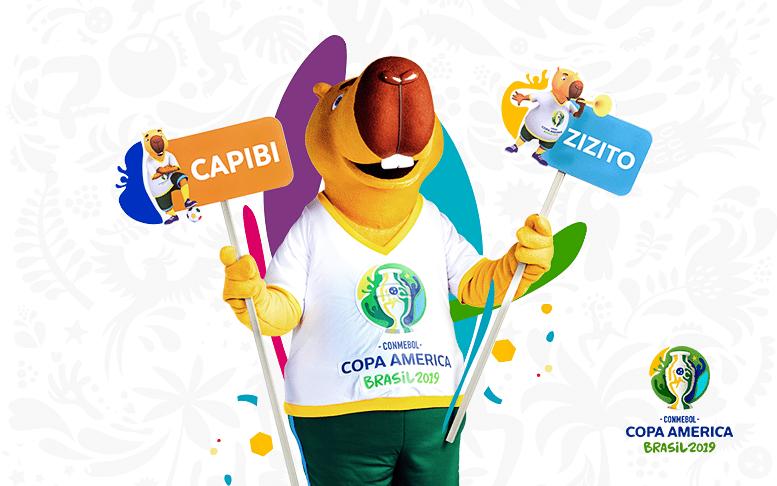 Bang xep hang Copa America 2019
