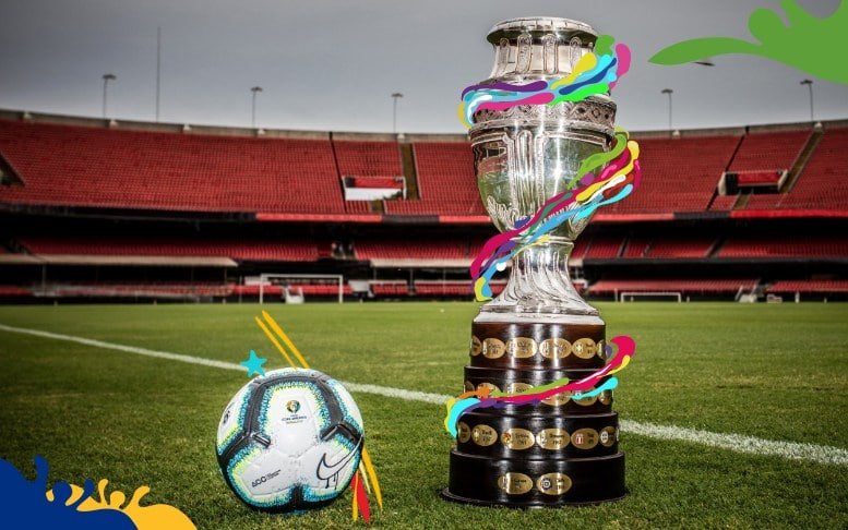 Ket qua bong da Copa America 2019