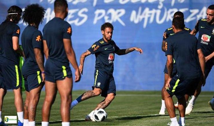 Đội tuyển Brazil đặt mục tiêu vô địch Copa America năm nay