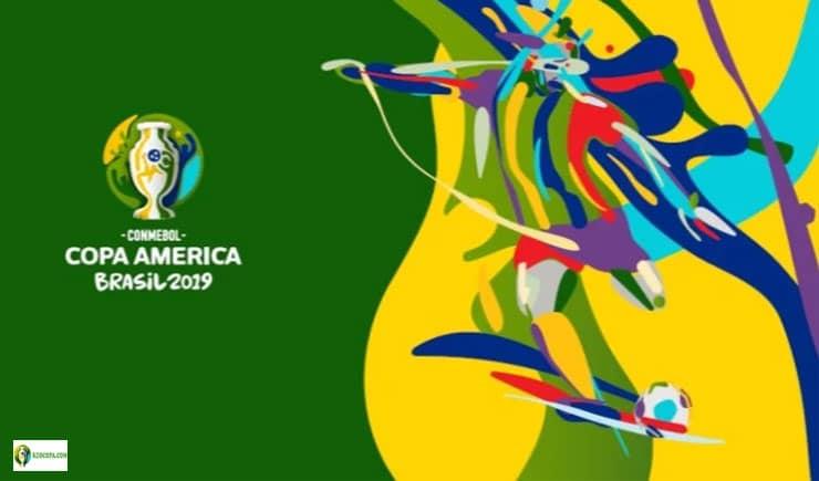 Copa America 2019 ở Brazil