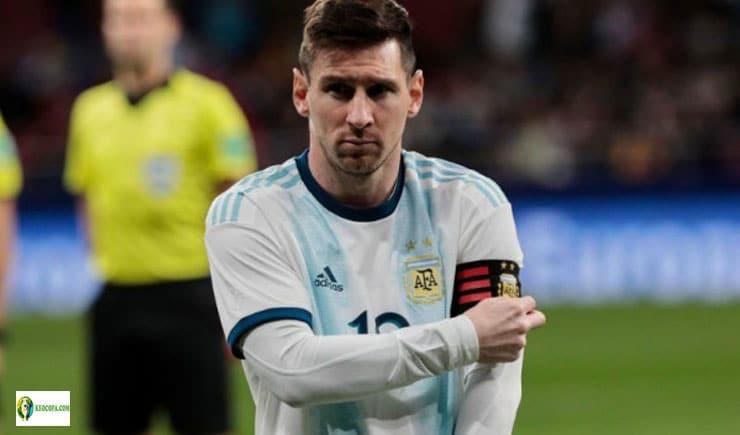 Lionel Messi quyết tâm vô địch Copa America 2019
