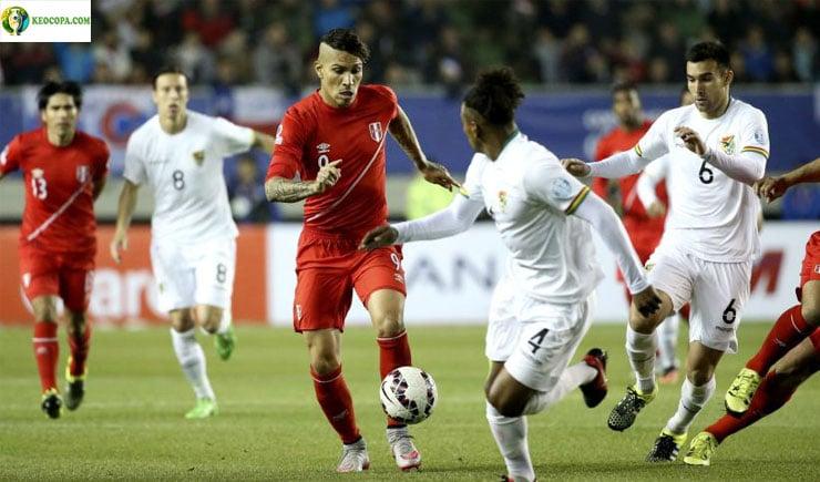 Soi kèo tỷ số Copa America trận Bolivia vs Peru