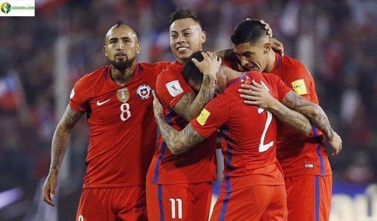 Soi kèo tỷ số Copa America trận Ecuador vs Chile
