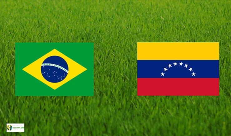 Soi kèo tỷ số bóng đá Copa America trận Brazil vs Venezuela