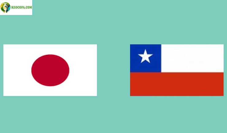 Soi kèo tỷ số bóng đá Copa America trận Nhật Bản vs Chile