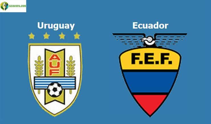 Soi kèo tỷ số bóng đá Copa America trận Uruguay vs Ecuador