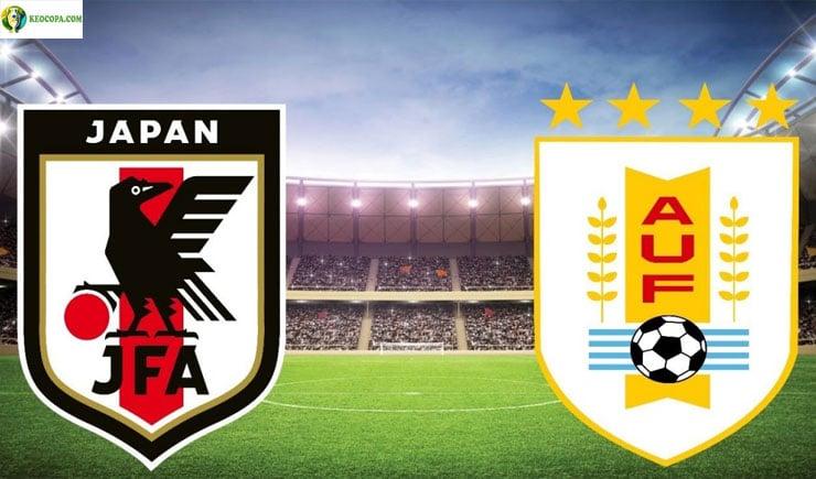 Soi kèo tỷ số bóng đá Copa America trận Uruguay vs Nhật Bản
