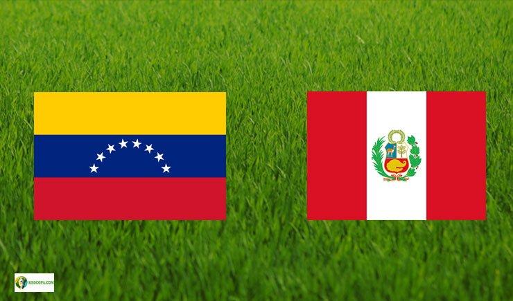 Soi kèo tỷ số nhà cái trận Venezuela vs Peru