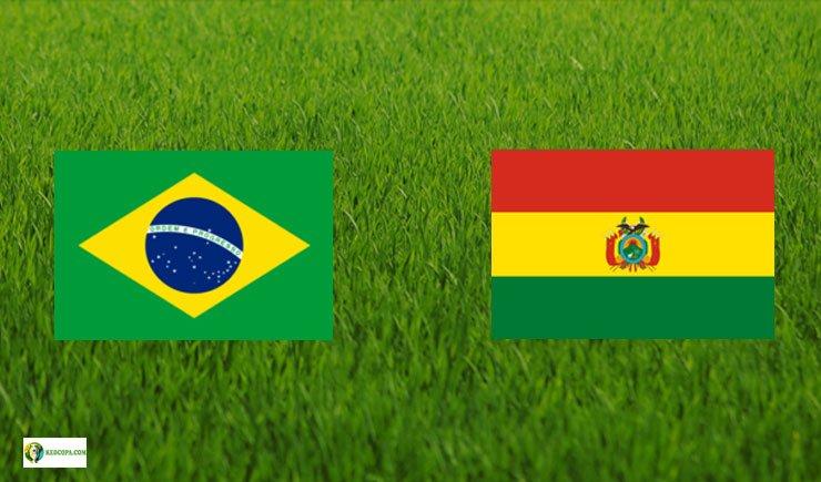 Soi kèo tỷ số nhà cái trận Brazil vs Boliva
