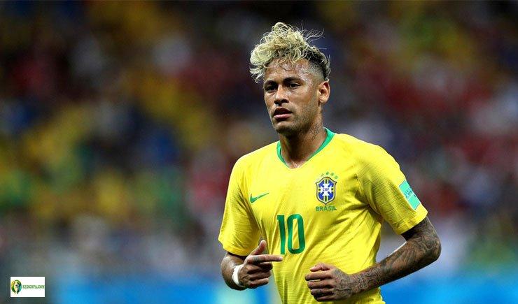 Sức ảnh hưởng của Neymar ở Copa Amerca 2019