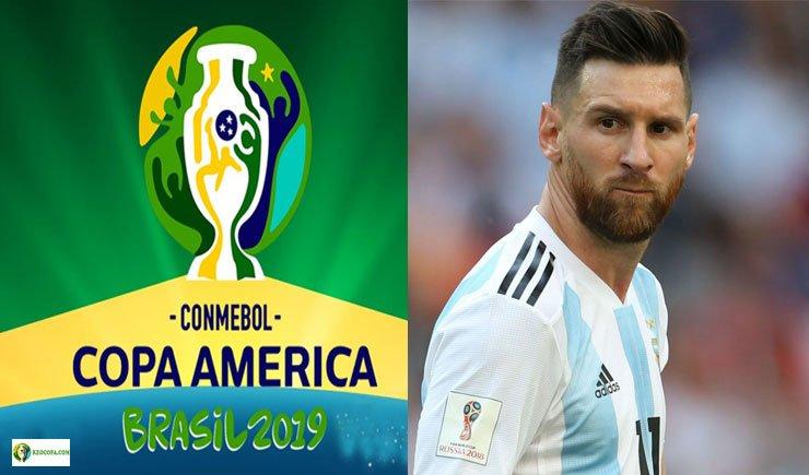 Tuyển Argentina cần sự trở lại của Messi ở Copa America 2019