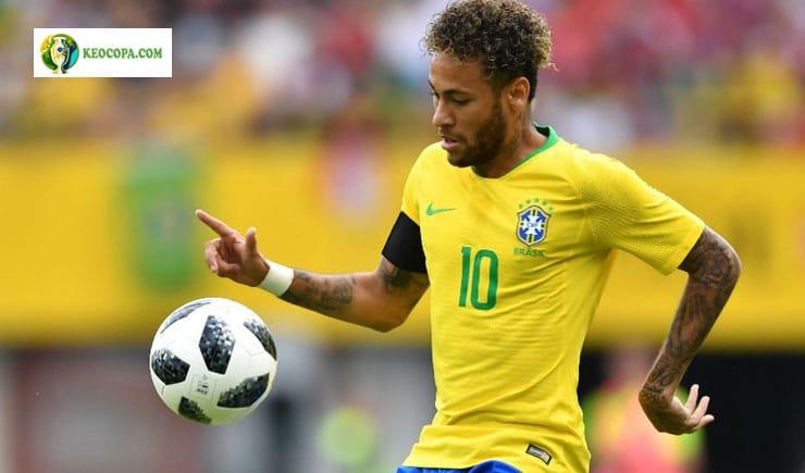 Neymar tại Copa America 2019