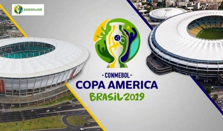 Luật thi đấu Copa America 2019