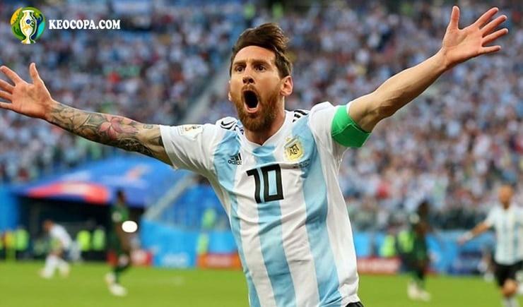 vô địch Copa America 01
