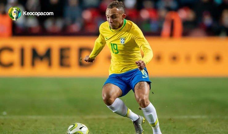 6 Cầu thủ sang Châu Âu thi đấu sau Copa America 2019 - Everton