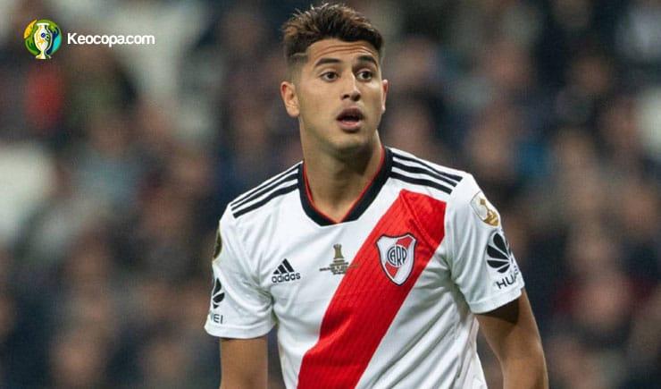 6 Cầu thủ sang Châu Âu thi đấu sau Copa America 2019 - Exequiel Palacios