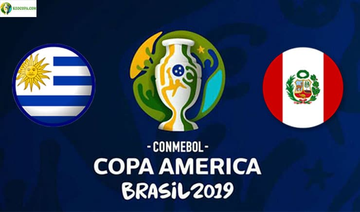 Soi kèo tỷ số bóng đá Copa America trận Uruguay vs Peru