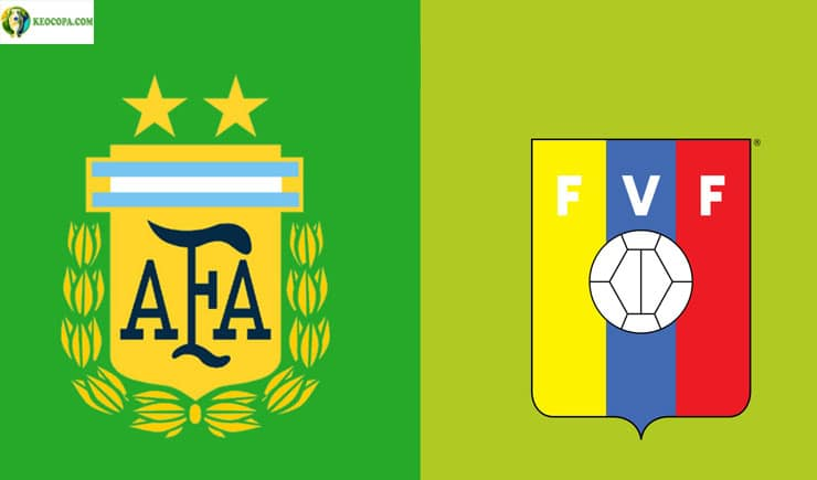 Soi kèo tỷ số bóng đá Copa America trận Venezuela vs Argentina
