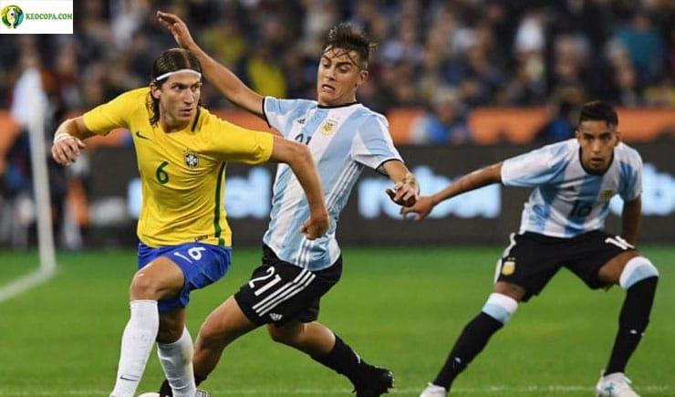 Soi kèo tỷ số nhà cái Copa America trận Brazil vs Argentina