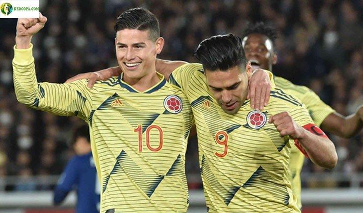 Soi kèo tỷ số nhà cái Copa America trận Colombia vs Paraguay