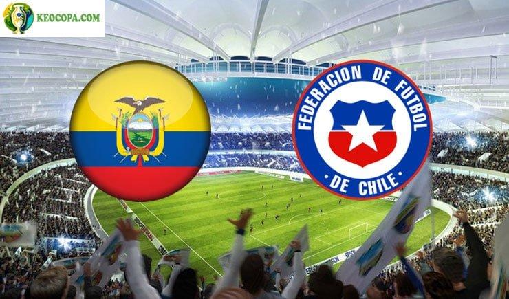 link xem trực tiếp bóng đá trận Ecuador vs Chile
