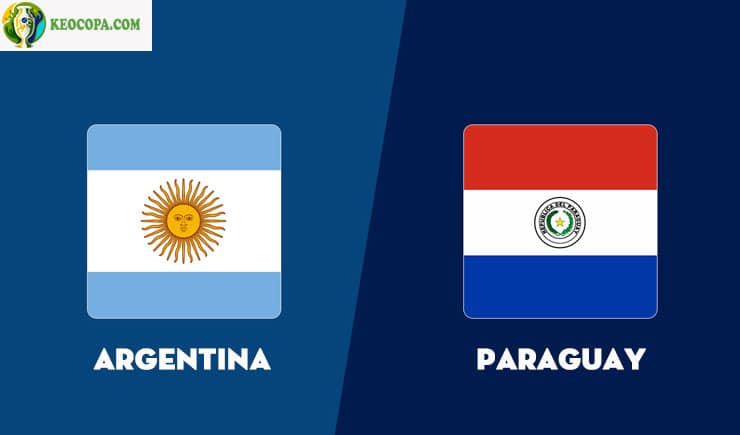 link xem trực tiếp bóng đá trận argentina vs paraguay