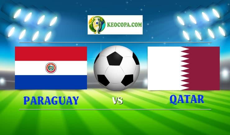 link xem trực tiếp bóng đá trận paraguay vs qatar