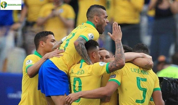 Soi kèo tỷ số nhà cái Copa America trận Brazil vs Peru