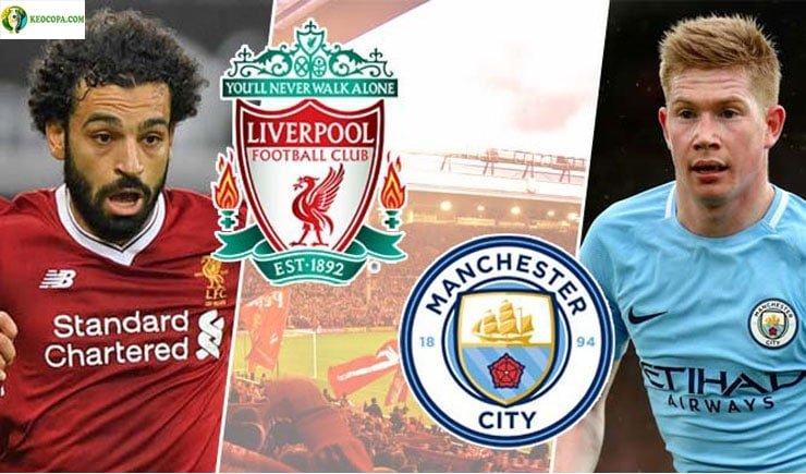 Soi kèo tỷ số bóng đá trận Liverpool vs Manchester City