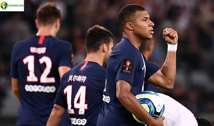 Soi kèo tỷ số bóng đá trận PSG vs Nimes