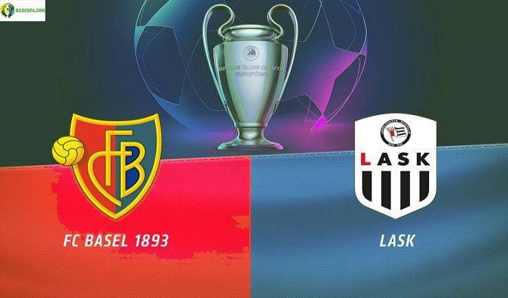 Soi kèo tỷ số nhà cái trận Basel vs LASK Linz