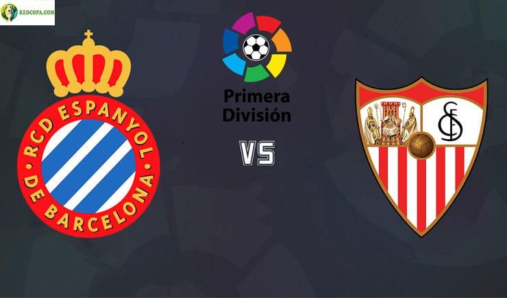 Soi kèo tỷ số nhà cái trận Espanyol vs Sevilla