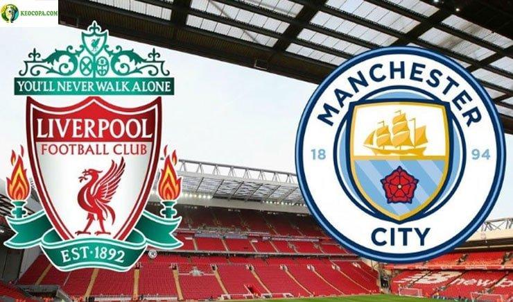 Soi kèo tỷ số nhà cái trận Liverpool vs Manchester City