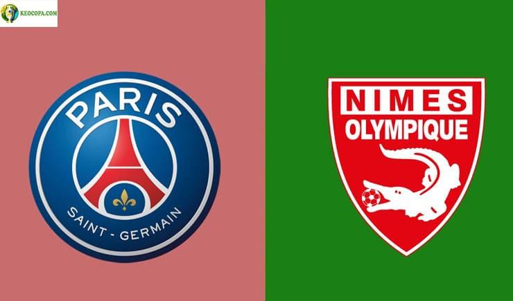 Soi kèo tỷ số nhà cái trận PSG vs Nimes