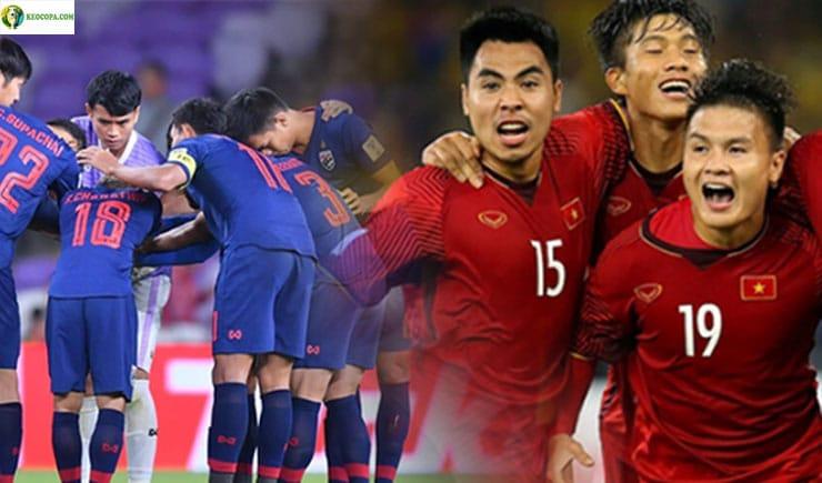 Việt Nam gặp Thái Lan ở vòng loại World Cup 2022