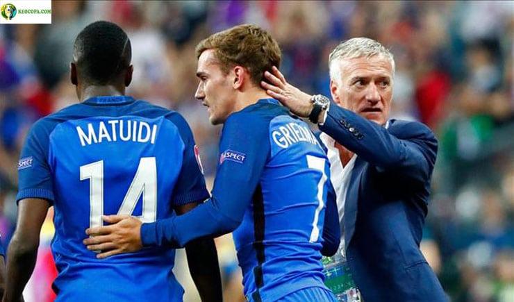 Soi kèo tỷ số bóng đá trận Pháp vs Albania