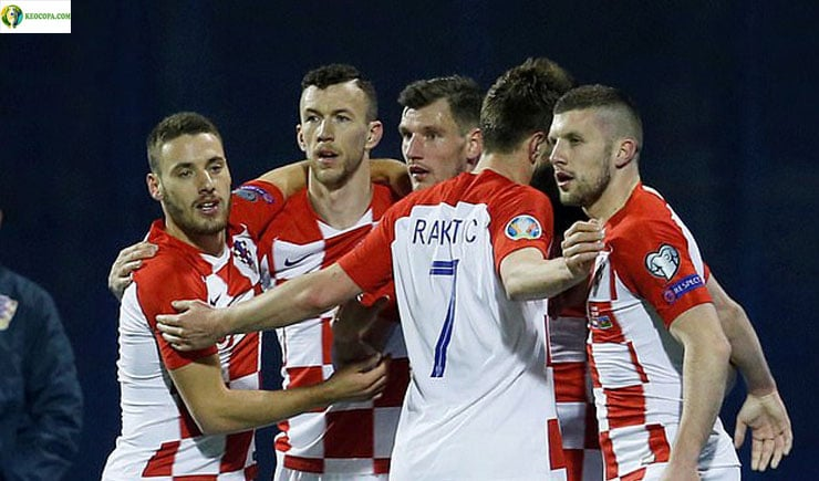 Soi kèo tỷ số bóng đá trận Slovakia vs Croatia