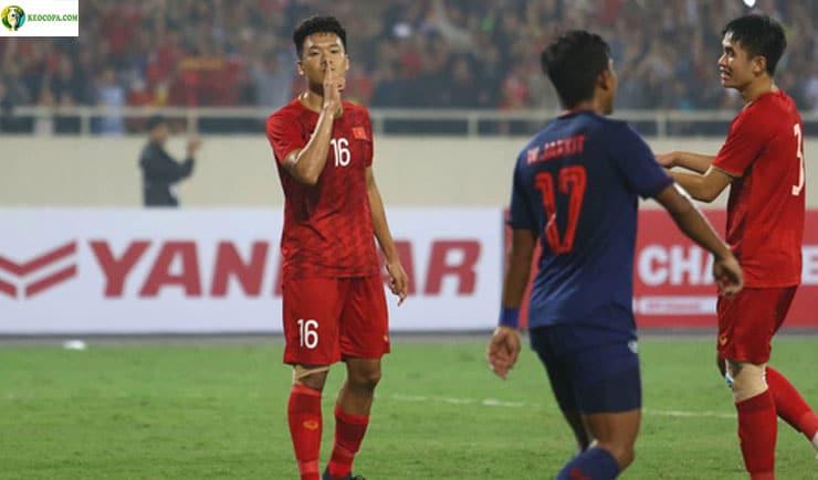 Soi kèo tỷ số bóng đá trận Thái Lan vs Việt Nam