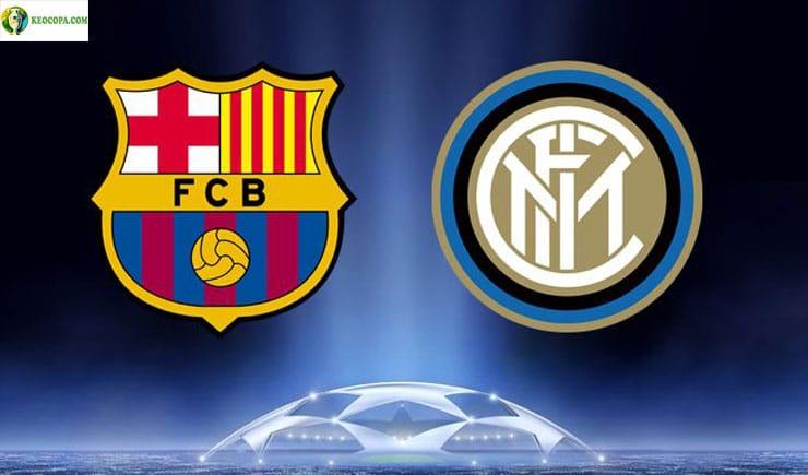 Soi kèo tỷ số nhà cái trận Barcelona vs Inter Milan