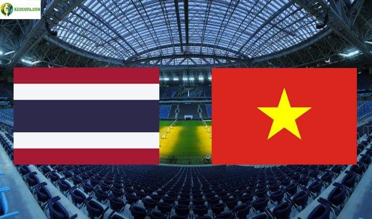 Soi kèo tỷ số nhà cái trận Thái Lan vs Việt Nam