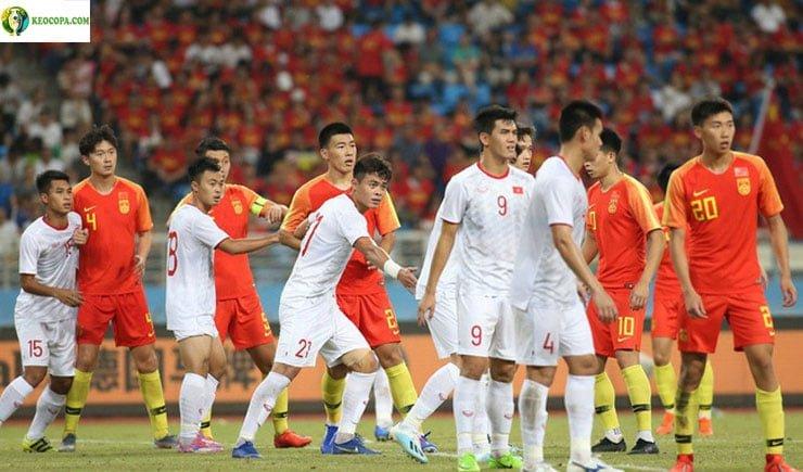 U22 Việt Nam thắng U22 Trung Quốc trên sân khách