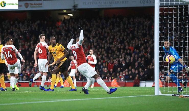 Soi kèo tỷ số bóng đá trận Arsenal vs Wolves