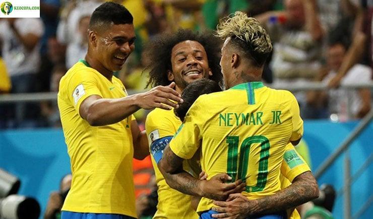 Soi kèo tỷ số bóng đá trận Brazil vs Senegal