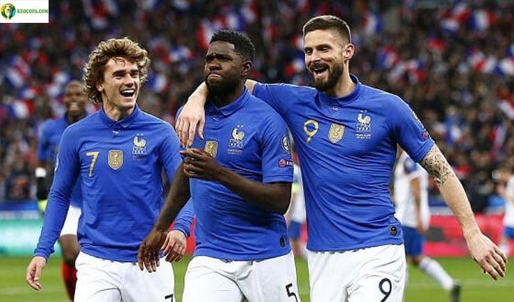 Soi kèo tỷ số bóng đá trận Iceland vs Pháp