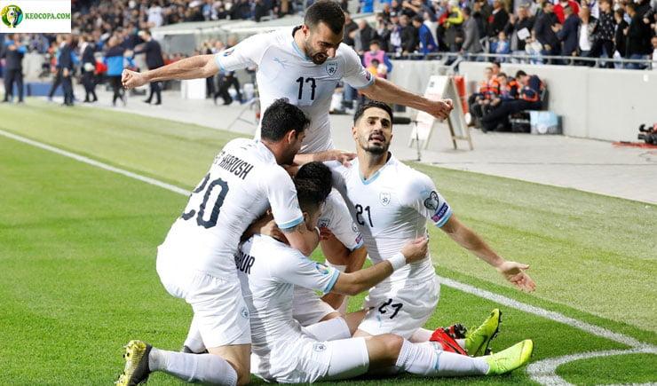 Soi kèo tỷ số bóng đá trận Israel vs Latvia