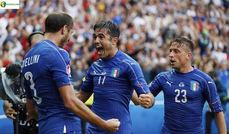 Soi kèo tỷ số bóng đá trận Ý vs Hy Lạp