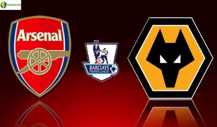 Soi kèo tỷ số nhà cái trận Arsenal vs Wolves