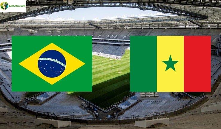 Soi kèo tỷ số nhà cái trận Brazil vs Senegal