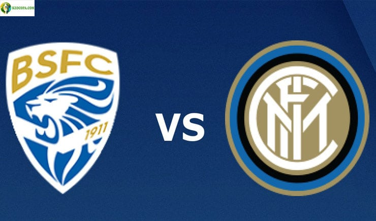 Soi kèo tỷ số nhà cái trận Brescia vs Inter Milan