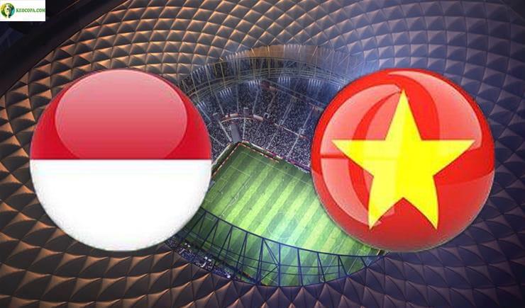 Soi kèo tỷ số nhà cái trận Indonesia vs Việt Nam